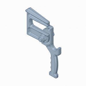 Safety Lock bolt/nut